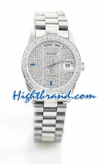 Rolex Day Date Diamond - 15