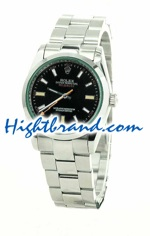 Rolex Replica Milgauss - Green Glass Edition 02