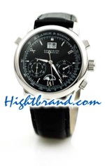 A. Lange & Sohne Datograph Perpetual Replica Watch 2
