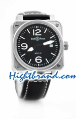 Bell and Ross BR01-92 Limited Edition Swiss Watch - MidSized 3