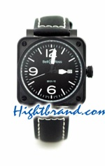 Bell and Ross BR01-92 Limited Edition Swiss Watch - MidSized 1