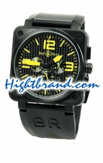 Bell and Ross BR01-94 Carbon Replica Watch 02