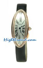 Cartier Baignoire Crash Ladies Swiss Replica Watch 01