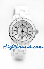 Chanel J12 Replica - Authentic Ceramic Watch Automatic - Unisex 1