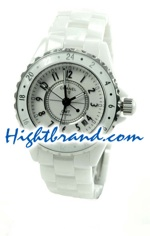 Chanel J12 Authentic Ceramic GMT Replica Watch