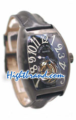 Franck Muller Aeternitas Tourbillon Swiss Replica Watch 01