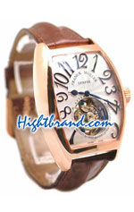 Franck Muller Aeternitas Tourbillon Swiss Replica Watch 04