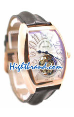 Franck Muller Aeternitas Tourbillon Swiss Replica Watch 05