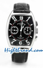 Franck Muller Casablanca Swiss Chronograph Watch 1