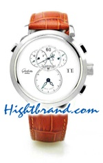 Glashutte PanoMaticChrono Replica Watch 7