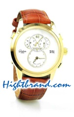 Glashutte PanoMaticChrono Replica Watch 8