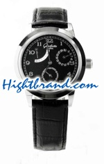 Glashutte Power Reserve Replica Watch 1