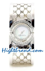 Gucci Replica - The Twirl Watch 5<font color=red>หมดชั่วคราว</font>