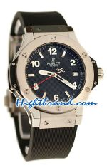 Hublot Big Bang 44MM Replica Watch - Swiss Structure with Japanese Movement 4