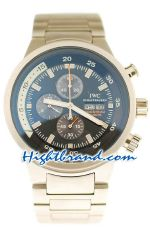 IWC Aquatimer Chronograph Cousteau Divers Replica Watch 01