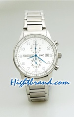 IWC Portuguese Chronograph Replica Watch 2