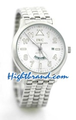 IWC Pilot Spitfire UTC Replica Watch 2