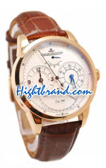 Jaeger-Le Coultre Duometre Chronographe Swiss Replica Watch 02