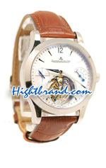 Jaeger-Le Coultre Master Tourbillon Swiss Replica Watch 02