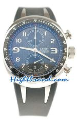 Oris TT3 Chronograph Swiss Replica Watch 1