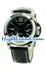 Panerai Luminor GMT Japanese Movement Watch 02