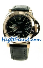 Panerai Luminor GMT Japanese Movement Watch 04<font color=red>หมดชั่วคราว</font>