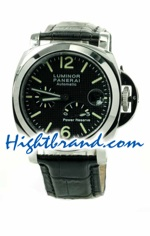 Panerai Luminor Power Reserve Regetta Japanese Movement Watch 01