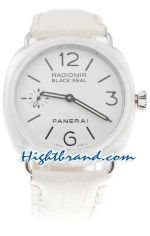 Panerai Radiomir Black Seal Ceramic Swiss Watch 01