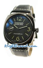Panerai Radiomir Black Seal Swiss Replica Watch 1