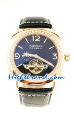 Panerai Radiomir Tourbillon Replica Watch 3