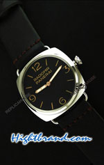 Panerai Radiomir California Vintage Homage in Arabic Numeral Swiss Replica Watch 07