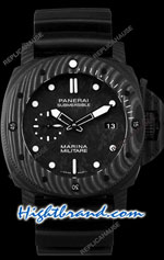 Panerai Luminor Submersible Carbotech - PAM979 Swiss Replica Watch 14