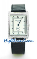 Patek Philippe Mens Gondolo Swiss Watch 001