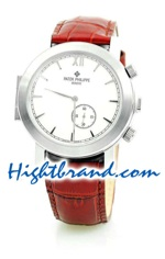 Patek Philippe Double Dial Replica Watch 02