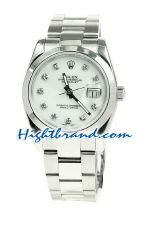 Rolex Replica Datejust Silver Watch 14