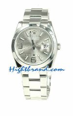 Rolex Replica Datejust Waves dial Watch 004