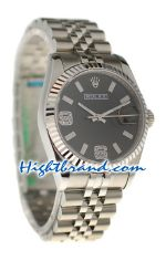 Rolex Replica Datejust Silver Watch 21