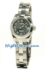 Rolex Replica Datejust Silver Watch Ladies 0820