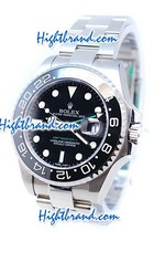Rolex Replica GMT Masters II Super - Swiss Watch 9