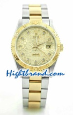 Rolex DateJust Replica Watch Oyester - 18