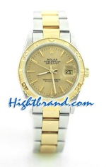 Rolex DateJust Replica Watch Oyester - 11