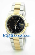 Rolex DateJust Replica Watch Oyester - 13