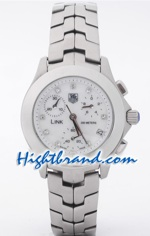 Tag Heuer Link Ladies Watch 12
