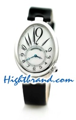 Breguet Reine De Naples Swiss Ladies Watch 1