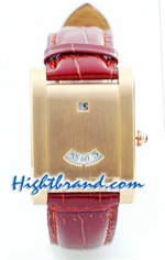 Cartier Tank Replica Watch - Limited Edition 1