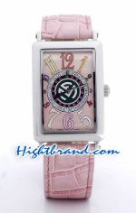 Franck Muller Long Island Roulette Replica Watch 02