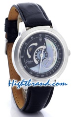 Glashutte Moon Phase Replica Watch 3