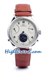 IWC Portuguese Tourbillon Mystere Replica Watch 1