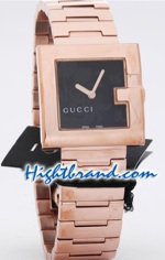 Gucci G Rectangle Watch - Unisex 2