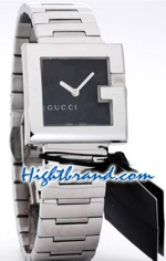 Gucci G Rectangle Watch - Unisex 3